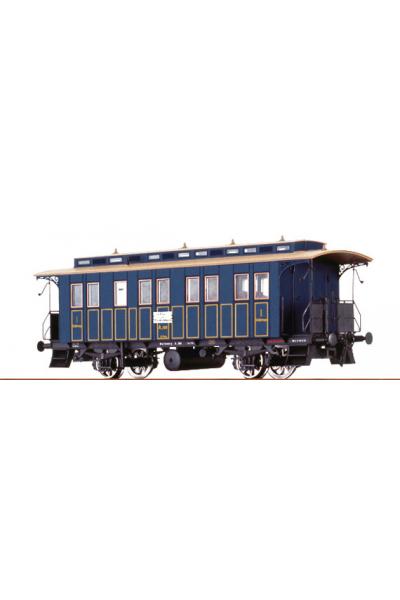 Brawa 45602 Вагон пассажирский A.164 K.W.St.E. Epoche I 1/87