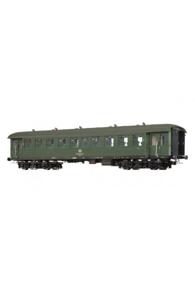 Brawa 46157 Вагон пассажирский Bye-667 DB Epoche IV 1/87