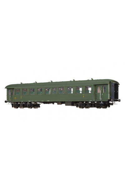 Brawa 46164 Вагон пассажирский B9ti 14914 SNCF Epoche III 1/87