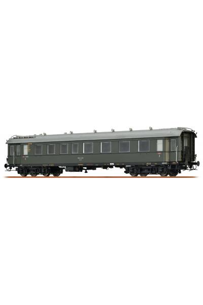 Brawa 46180 Вагон пассажирский BC4i 33698 DRG Epoche II 1/87