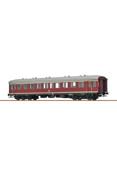 Brawa 46187 Вагон пассажирский WG4u-36/50 10815 DB Epoche III 1/87