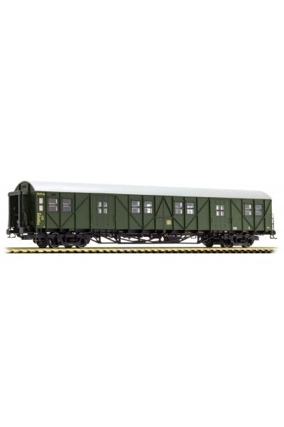Brawa 46250 Вагон багажный MPw4ie-50 113 975 Esn DB Epoche III 1/87