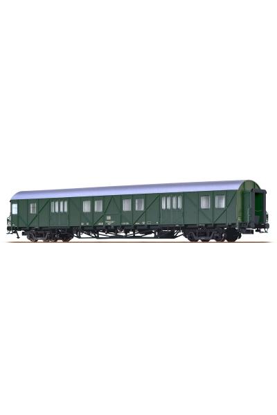 Brawa 46255 Вагон багажный Mdyg 986 DB Epoche IV 1/87
