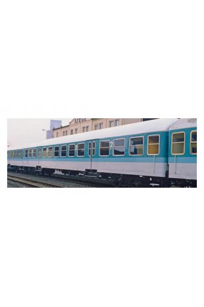 Brawa 46530 Вагон пассажирский Bnr 436 50 80 22-34 314-1 DB AG Epoche V 1/87