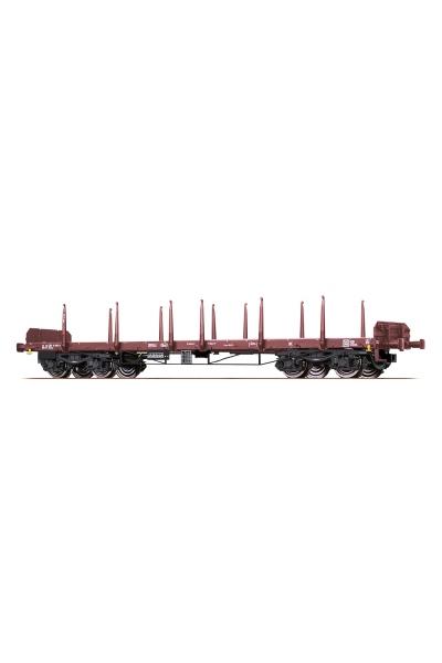Brawa 47114 Вагон платформа Rmms FS Epoche IV 1/87