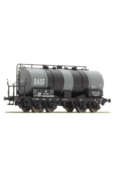 Brawa 47400 Вагон цистерна ZZ[P] BASF DB Epoche III 1/87