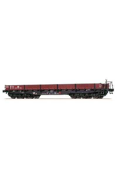 Brawa 47502 Вагон платформа RRym DR Epoche III 1/87