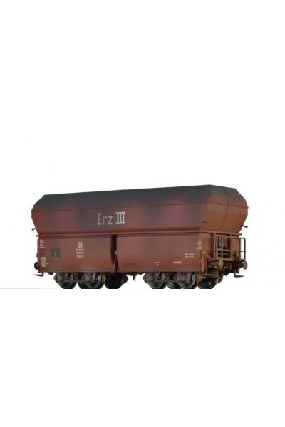 Brawa 47561 Вагон для перевозки  OOtz 23 DB Epoche III 1/87