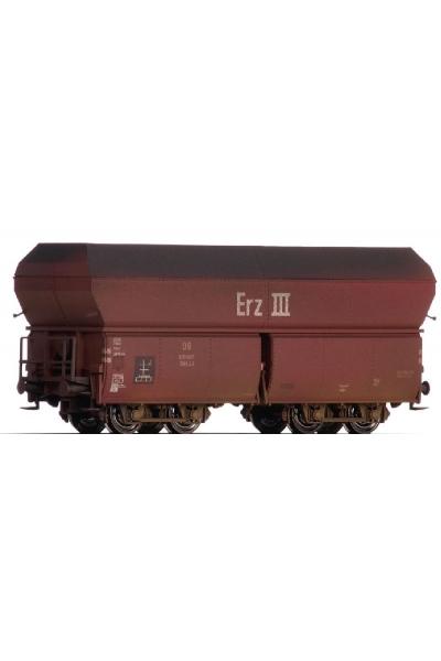 Brawa 47566 Вагон для перевозки  OOtz 23 DB Epoche III 1/87