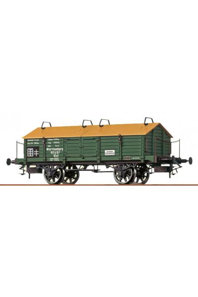 Brawa 47714 Вагон Salzwagen K.W.St.E. Epoche I 1/87
