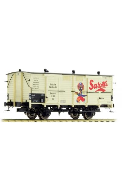 Brawa 48658 Вагон Bayerischer Milchwagen Sarotti DRG Epoche II 1/87