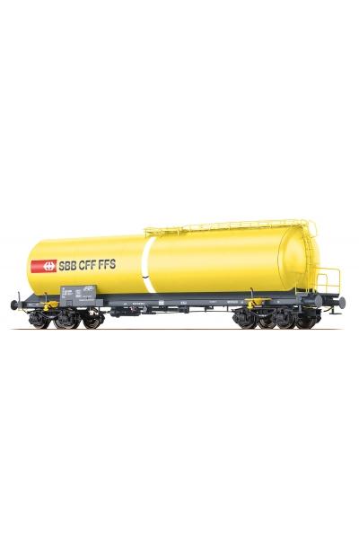 Brawa 48763 Цистерна Zas Wassertransportwagen SBB Epoche VI 1/87