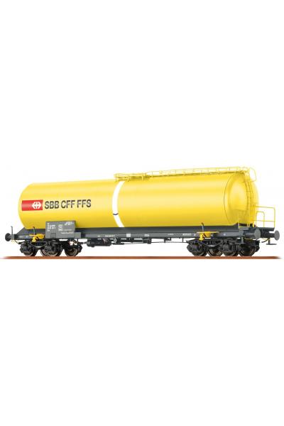 Brawa 48776 Цистерна для воды Zas SBB Epoche VI 1/87