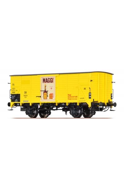 Brawa 49070 Вагон G10 Maggi DB Epoche III 1/87
