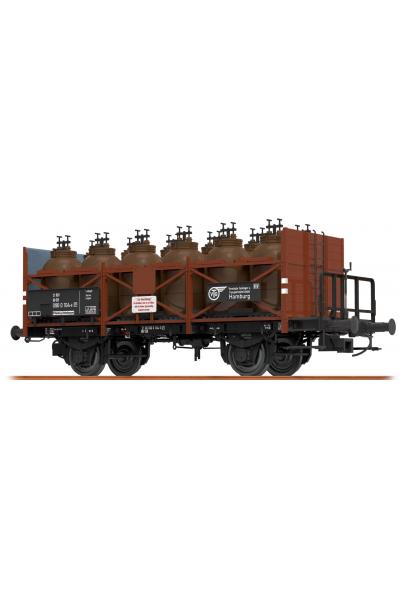 Brawa 49301 Вагон для перевозки кислот Z [P] 21 80 090 0 104-9 DB Epoche IV 1/87