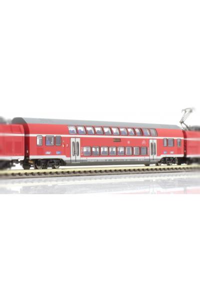 Brawa 64501 Вагон пассажирский TWINDEXX 2кл DB AG Epoche Kl 1/160