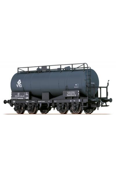 Brawa 67073 Вагон цистерна ZZ VTG DB Epoche IV 1/160