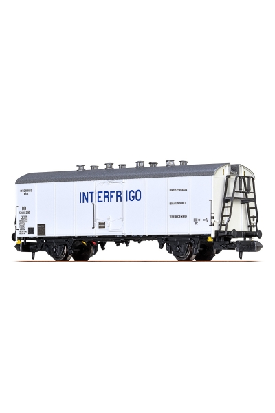 Brawa 67112 Вагон UIC Interfrigo DB Epoche III 1/160