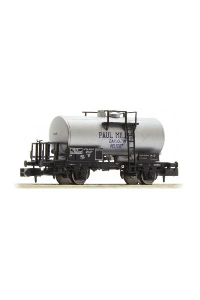 Brawa 67501 Вагон цистерна Paul Millet SNCF Epoche III 1/160