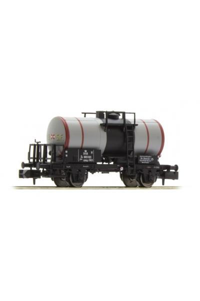 Brawa 67512 Вагон цистерна DDSF DSB Epoche III 1/160