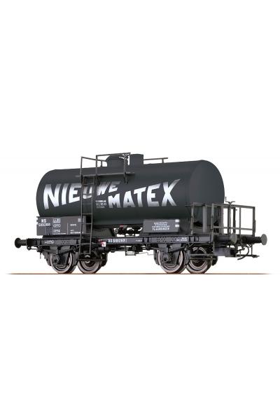 Brawa 67522 Вагон цистерна Z Nieuwe Matex NS Epoche III 1/160