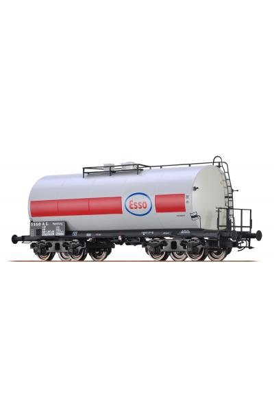 Brawa 67702 Вагон цистерна ZZ Esso DB Epoche IV 1/160
