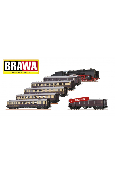 Brawa B1802 Набор Rheingold-Express DRG Epoche II 1/87