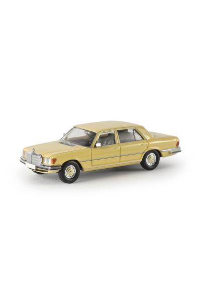 Brekina 13153 Автомобиль MB 450 SEL Limousine W 116 1/87