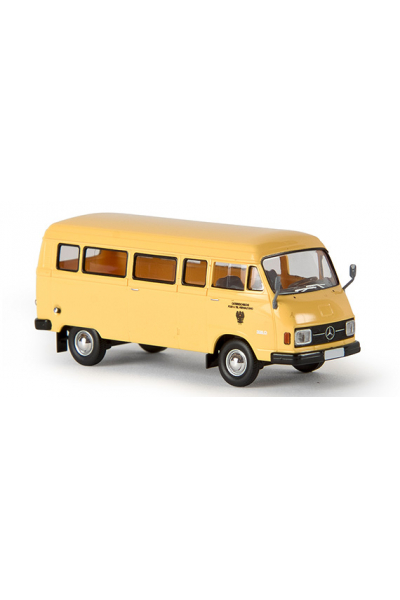 Brekina 13256 Автомобиль MB L 306 D Kombi Post 1/87