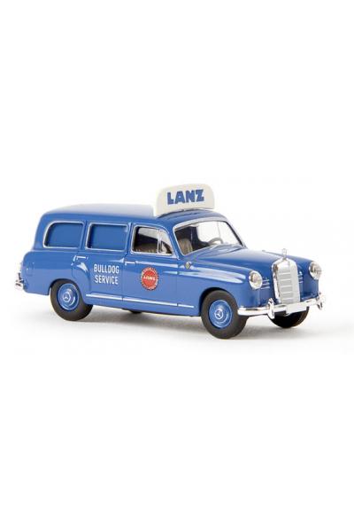 Brekina 13455 Автомобиль MB 180 Kombi Lanz 1/87