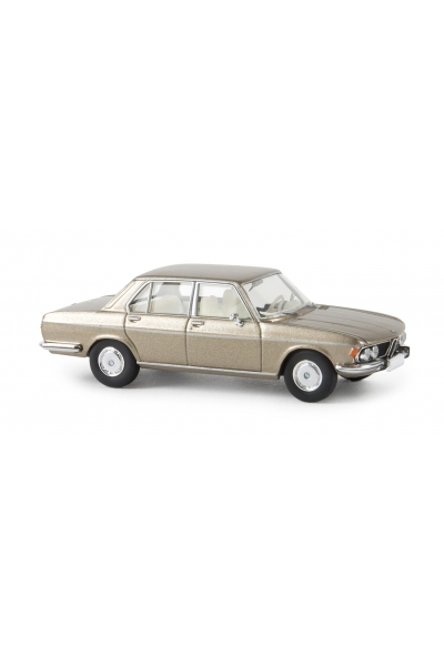 Brekina 13604 Автомобиль BMW 3.0 Si золотой металлик 1/87