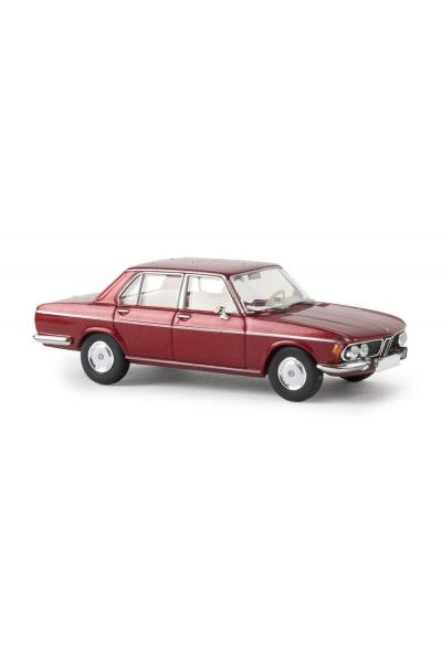 Brekina 13606 Автомобиль BMW 3.0 Si рубиновый металлик 1/87