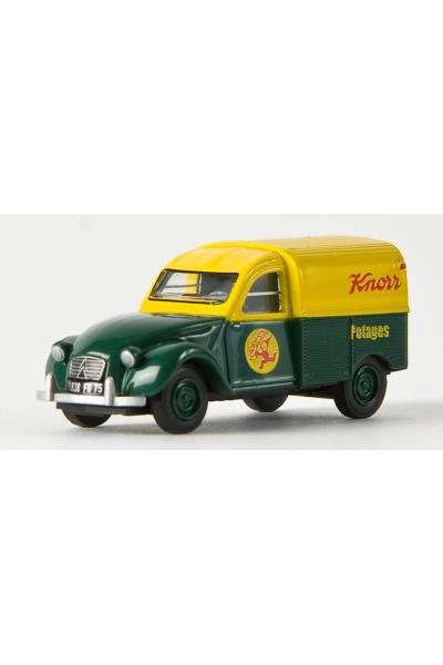 Brekina 14135 Автомобиль Citroen Knorr 1/87