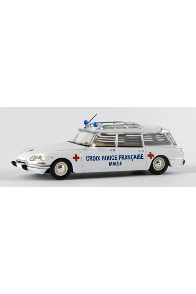 Brekina 14207 Автомобиль Citroen DS Break Ambulance 1/87