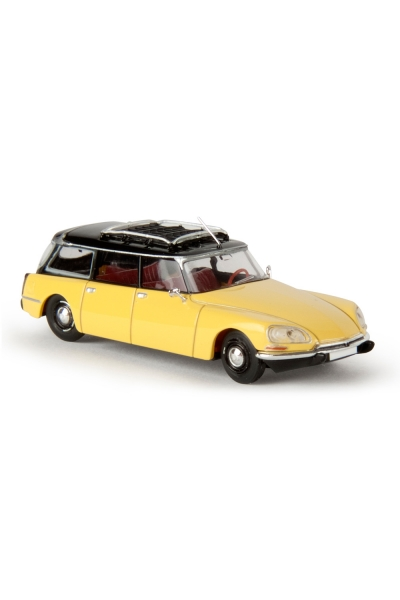 Brekina 14214 Автомобиль Citroen DS Break 1/87