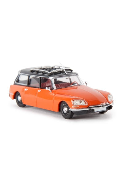 Brekina 14215 Автомобиль Citroen DS Break 1/87