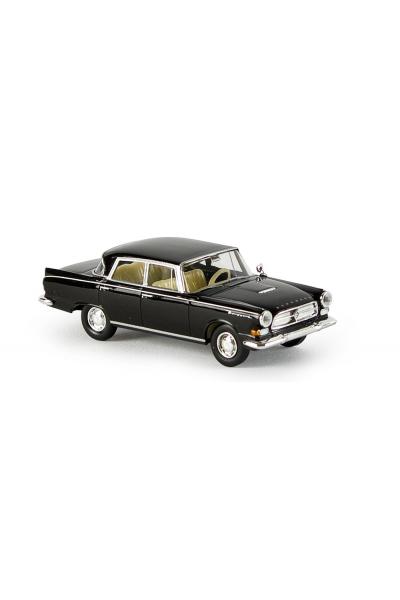 Brekina 15503 Автомобиль Borgward P100 Limousine 1/87
