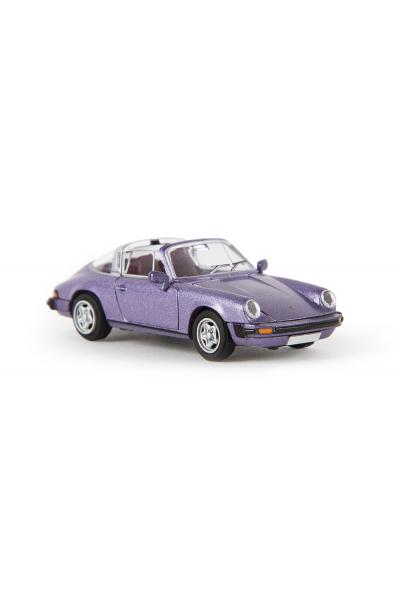 Brekina 16355 Автомобиль Porsche 911 Targa G-Reihe 1/87