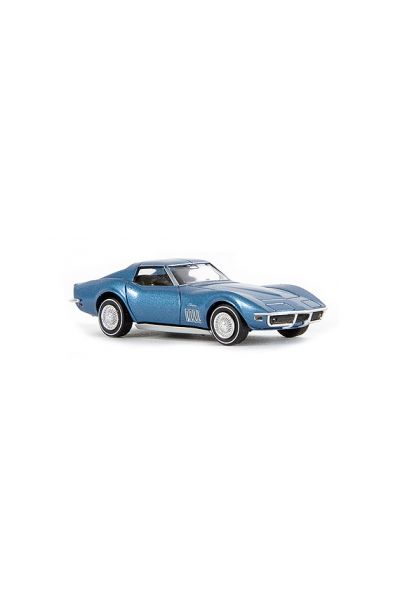 Brekina 19961 Автомобиль Corvette C4 1/87