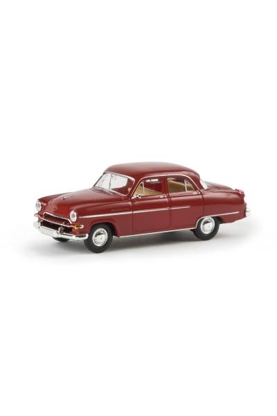 Brekina 20863 Автомобиль Opel Kapitan Lim 1954 1/87