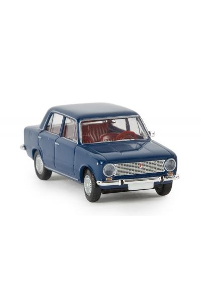 Brekina 22412 Автомобиль Fiat 124 Lim 1/87