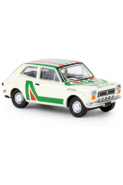 Brekina 22504 Автомобиль Fiat 127 Alitalia 1/87