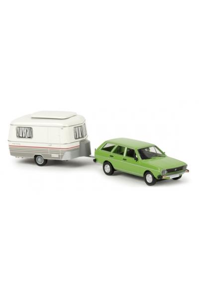 Brekina 25610 Автомобиль VW Passat Variant 1/87