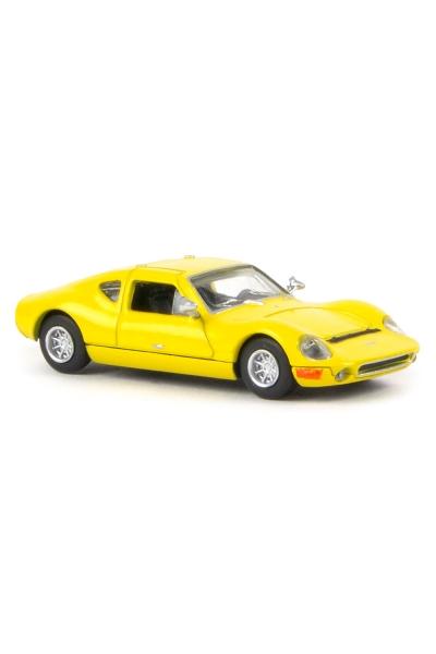 Brekina 27401 Автомобиль Melkus RS1000 желтый 1/87