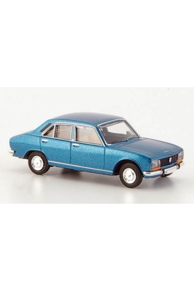 Brekina 29106 Модель автомобиля Peugeot 504 1/87