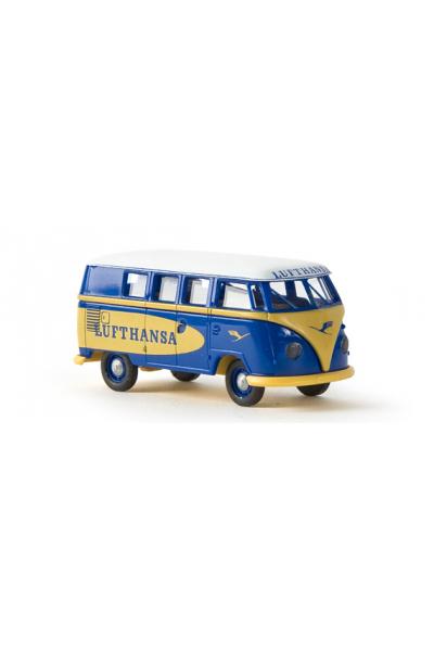 Brekina 31535 Автомобиль VW Kombi T1b Lufthansa 1/87