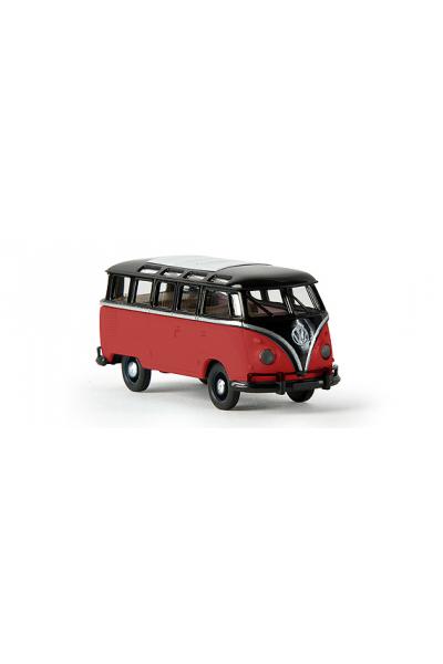 Brekina 31825 Автомобиль VW Samba T1b 1/87