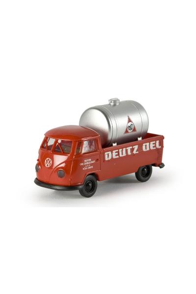 Brekina 32932 Автомобиль VW T1b Tank Deutz 1/87