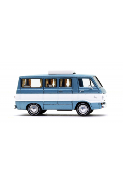 Brekina 34307 Автомобиль Dodge A-100 Bus Camper 1/87