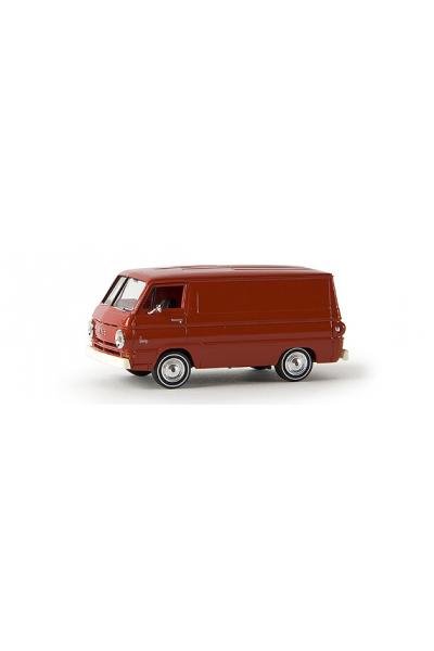 Brekina 34352 Автомобиль Dodge A-100 Van rot, TD 1/87